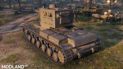 Classic's Beutepanzer KV-2 754(r) Remodel 2.7 [1.5.1.0], 2 photo